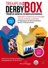 Finale Tremplin DerbyBox