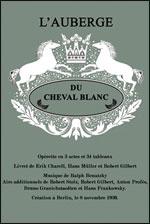 l 39 auberge du cheval blanc th tre s bastopol lille 59000 sortir lille le parisien etudiant. Black Bedroom Furniture Sets. Home Design Ideas