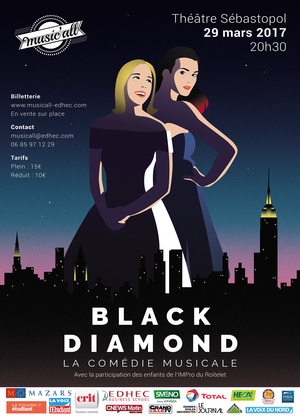 Black Diamond, la comédie musicale