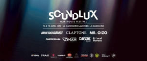 Soundlux Warehouse Festival night 2