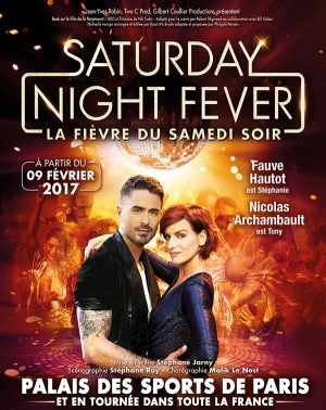 SATURDAY NIGHT FEVER - La fièvre du samedi soir !