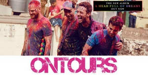 COLDPLAY:BUS ARRAS+BILLET PELOUSE - STADE DE FRANCE