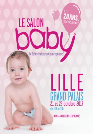 salon baby lille les 21 et 22 octobre 2017 lille grand
