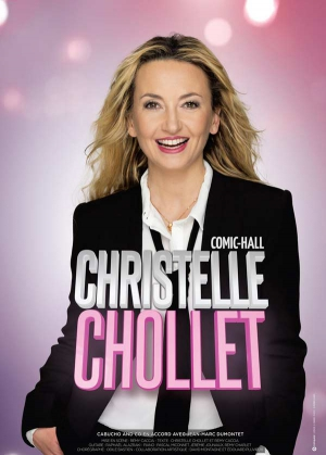 CHRISTELLE CHOLLET - COMIC-HALL