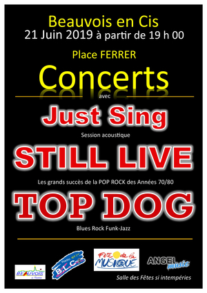 Concerts Pop Rock Blues Funk-Jazz