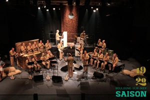 LACENH BIG BAND - APERO-CONCERT JAZZ