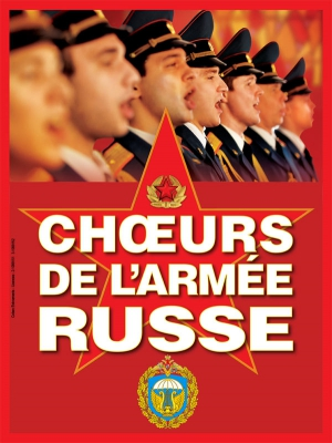CHOEURS DE L'ARMEE RUSSE - CHANTS DE NOEL & TRADITIONNELS