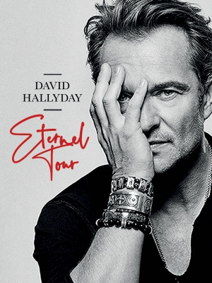 DAVID HALLYDAY - ETERNEL TOUR