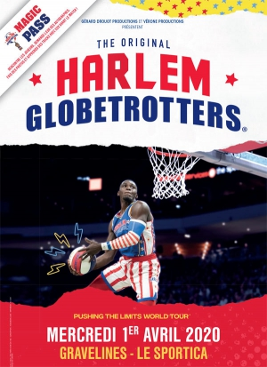 MAGIC PASS GRAVELINES - HARLEM GLOBETROTTERS