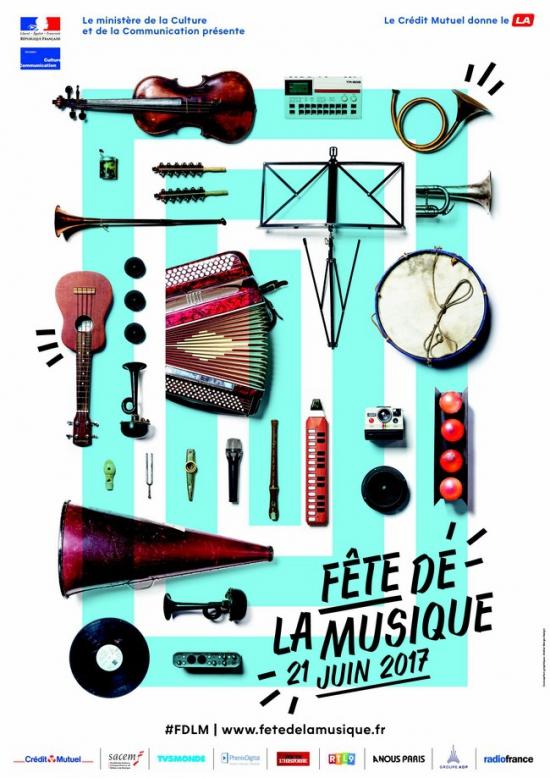 Concert place jeanne hachette f te de la musique 2017 place jeanne hachette double sc ne - Fete de la musique 2017 date ...