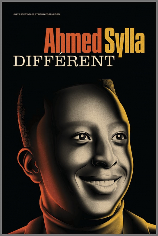 AHMED SYLLA - DIFFERENT