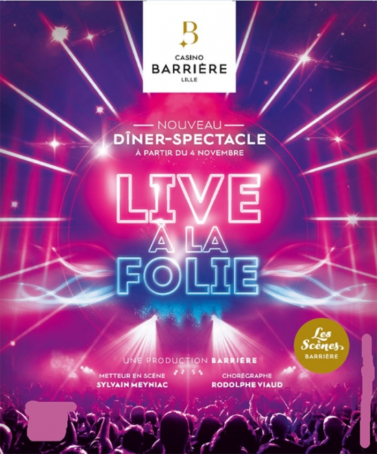 theatre de lhotel casino barriere lille