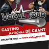affiche VOCAL TOUR 2015