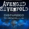 affiche AVENGED SEVENFOLD