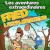affiche AVENTURES EXTRA FRED EXPLO