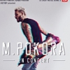 affiche M. POKORA - MY WAY TOUR