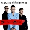 affiche DEPECHE MODE - GLOBAL SPIRIT TOUR