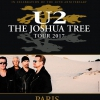 affiche U2:BUS SEUL ARRAS - STADE DE FRANCE
