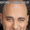 affiche JEROME COMMANDEUR