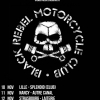 affiche BLACK REBEL MOTORCYCLE CLUB