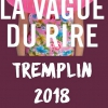 affiche TREMPLIN LA VAGUE DU RIRE #7