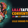 affiche Lille Tattoo Convention