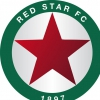 affiche RED STAR FC / VALENCIENNES FC - DOMINO'S LIGUE 2 - 26EME JOURNEE