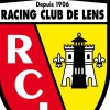 affiche RC LENS / AJ AUXERRE - DOMINO'S LIGUE 2 - 28EME JOURNEE