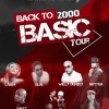 affiche BACK TO BASIC TOUR