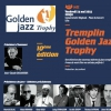 affiche TREMPLIN GOLDEN JAZZ TROPHY