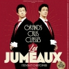 affiche LES JUMEAUX  GRANDS CRUS CLASSES - BEST OF