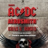 affiche LEGENDS OF ROCK - AC/DC, GUNS N'ROSES, AEROSMITH