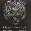 affiche RILES - THE TIGER TOUR