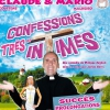 affiche CONFESSIONS TRES INTIMES