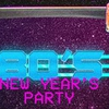 affiche Mama Lille // 80's New Year Party