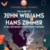 affiche THE MUSIC OF JOHN WILLIAMS - VS HANS ZIMMER