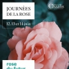 affiche 19E JOURNEES DE LA ROSE