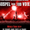 affiche GOSPEL POUR 100 VOIX - THE 100 VOICES OF GOSPEL